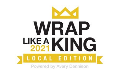 Participa en el reto «Wrap Like a King» de Avery Dennison y conviértete en el Rey del Wrapping  🚘👑