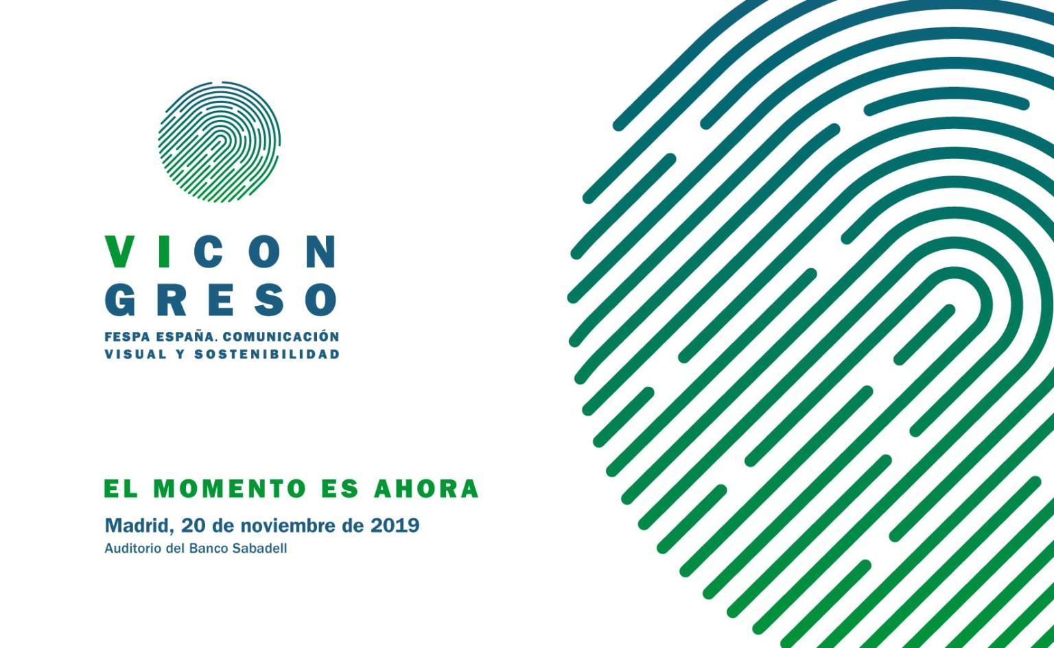"""Jesvy participa en el VI Congreso de FESPA España """"Comunicación visual y sostenibilidad"""""""