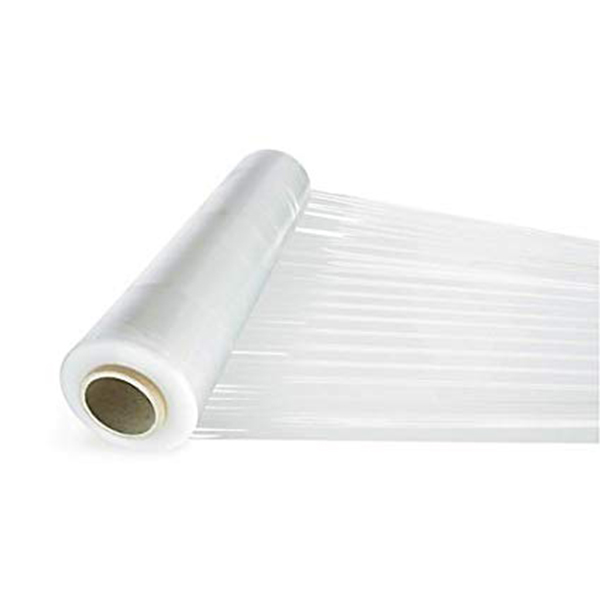 Rollo Mini Film Extensible 100mm x 150m Transparente 23 Micras