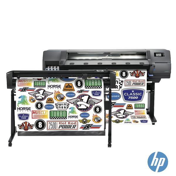 Impresora Gran Formato HP Latex 115 1,37