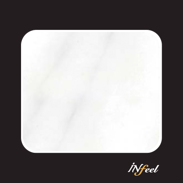 m2 Vinilo Decor Enamel High Gloss EH152 Marble 1,23m x 50m 240mc