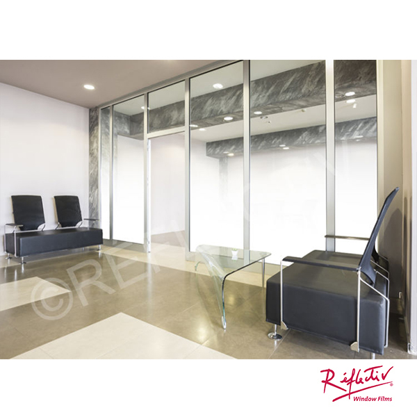 Rollo Decor INT 130 Blanco degresivo 1.52 m x 5 m