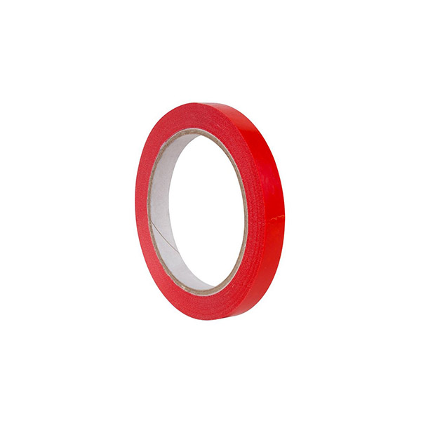 Rollo PVC 48mm x 66m Rojo
